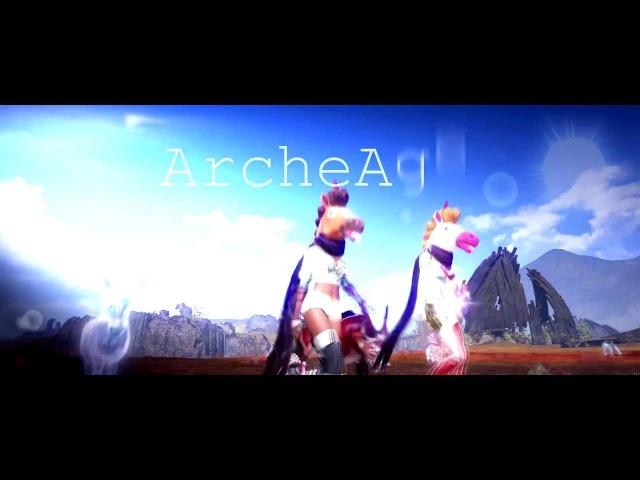 Archeage 3.5 Primeval Pvp glenn\loreya fun. Ru/Ernard