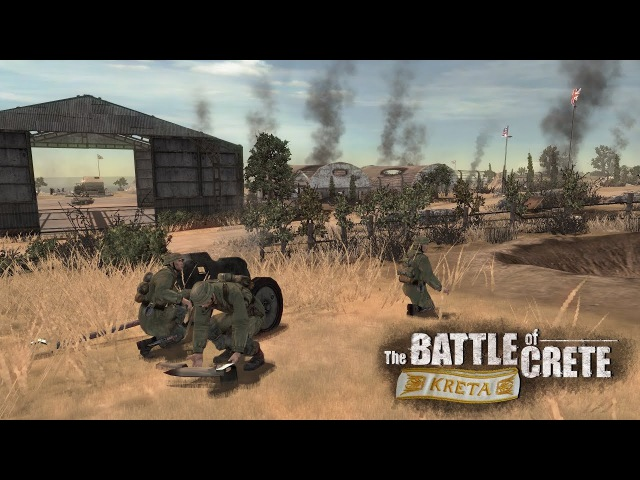 Company of Heroes: Battle of Crete [3.6.17] | 2x2 35