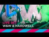 W&ampW &amp Hardwell &amp Vini Vici &amp Wildstylez (DJ-set LIVE @ ZIGGO DOME) SLAM!