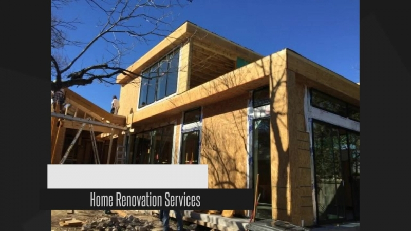 Versatile Remodeling and Renovation services