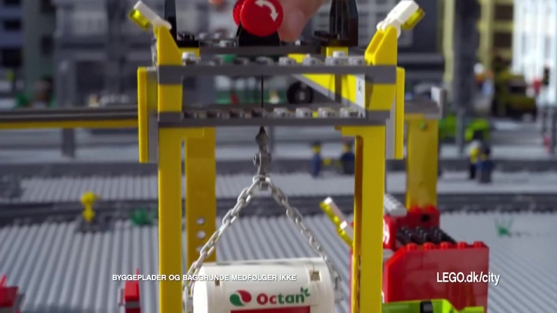 Lego City 60052 (Danish) 2014.