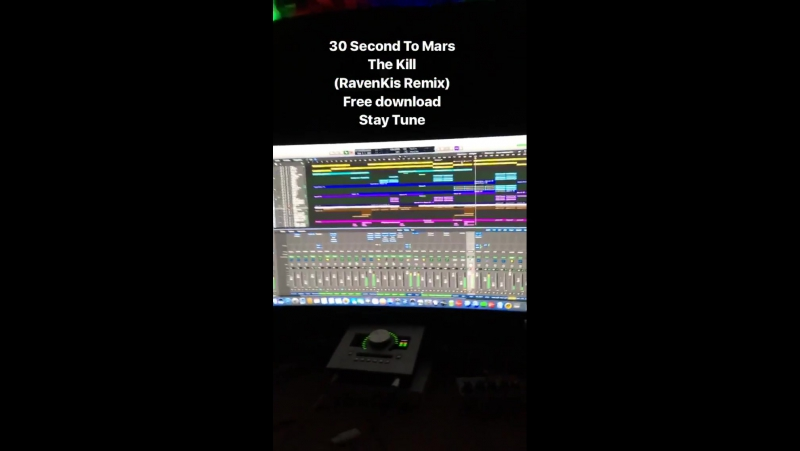 30 Second To Mars - The Kill (RavenKis Remix) | Preview