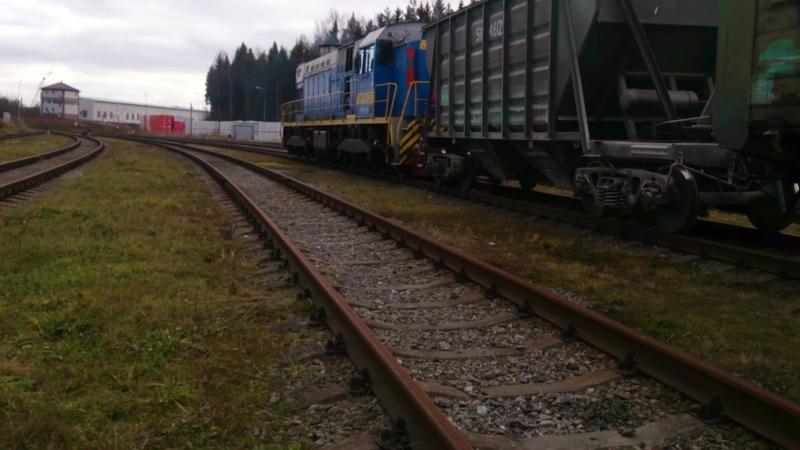 211 КЖБИ - Железнодорожная Станция