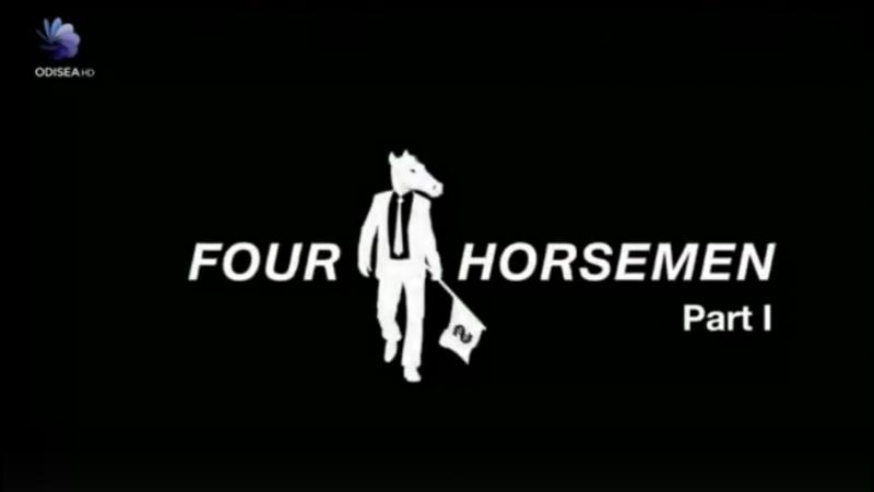 Los cuatro jinetes del nuevo Apocalipsis (Four Horsemen) 1,2 e 3