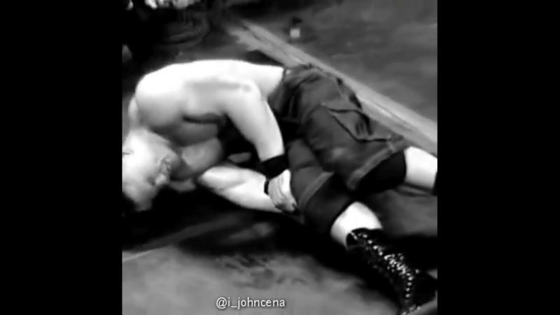 Brock Lesnar vs John Cena WWE PPV Backlash 2003 Promo