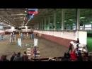 Анастасия Шабуновская и Орион. Скоростной маршрут-70 см. 19 место из 35