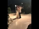 Первый танец молодых Свадьба Фахрие Эвджен и Бурака Озчивита