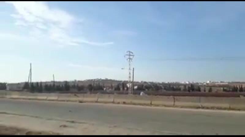 Des hélicoptères russes survolent louest dAlep pour observer les nouveaux points de contrôle de larmée turque