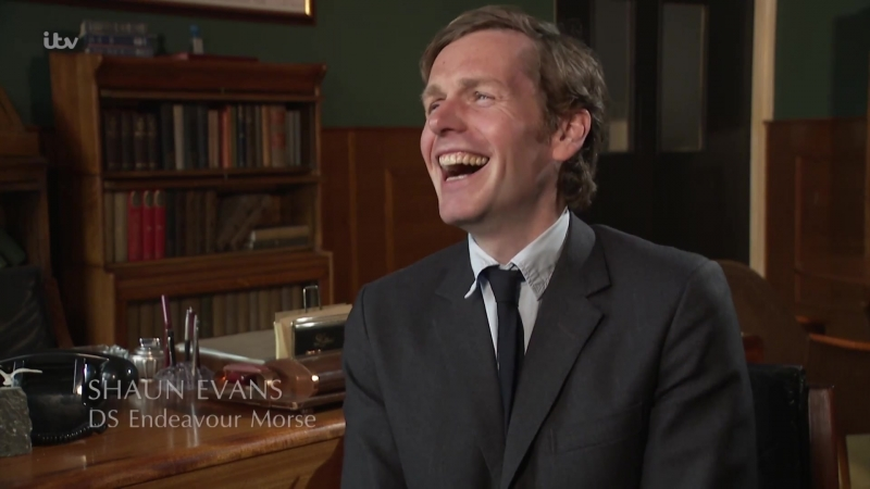 Endeavour Behind the Scenes - Favourite Scenes ITV