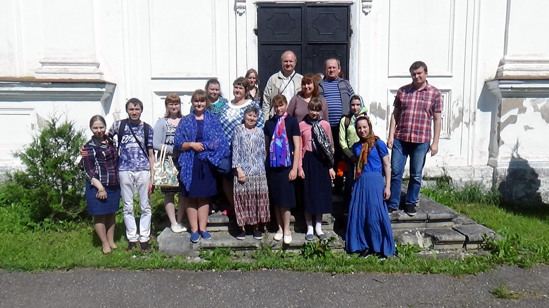Паломническая поездка в Кашин-Калязин
