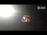 Фанкам 170722 @ На концерте Джема Сяо в Пекине