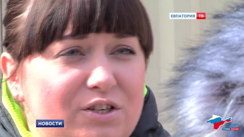 Новости Евпатории 6 марта. Горожане возмущены стройкой в сквере им. Гоголя
