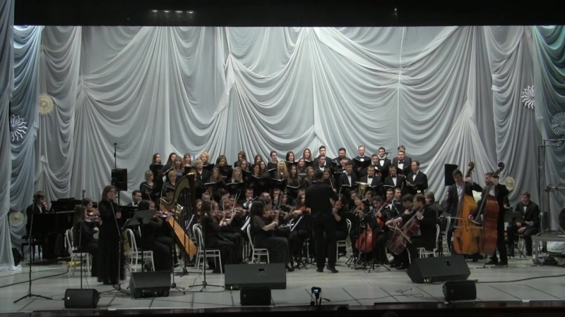Gloria Orchestra - И снова Рождество (Its Christmas Once Again)