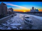 На Русскую равнину надвигаются морозы из Сибири