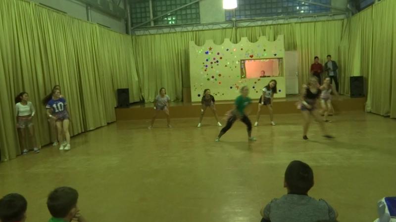 амазонки 3 отряд танец