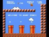 Super Mario Bros. Glitchfest by XMOG