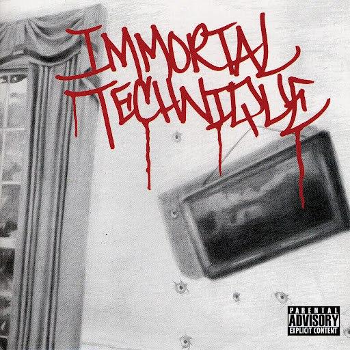 Immortal Technique альбом Revolutionary, Vol.2 (Parental Advisory)