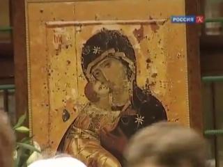 Царица Небесная. Фильм 1. Икона Владимирской Божией Матери.