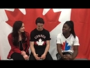 Tessa Virtue and Scott Moir answer questions from fans