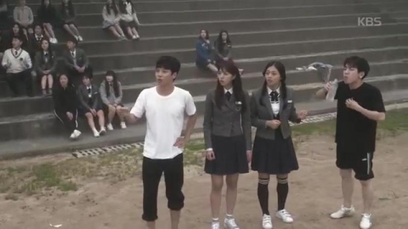 2017 드라마 스페셜 - 장동윤, 질투심 폭발해서 고열의 몸으로 축구 경기!.20170903