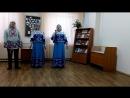"""""""Святая Русь"""" Поёт Вологодская вокальная группа """"Музыка"""", солистка Анна Рогова."""