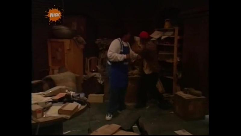 Кенан и Кел cамые лучшие комики моего детства))Ситуация с пауком)