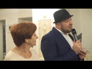 Оригинальное поздравление родителей )