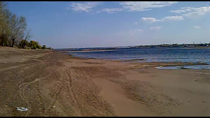 Кама после жары - 20.09.2010