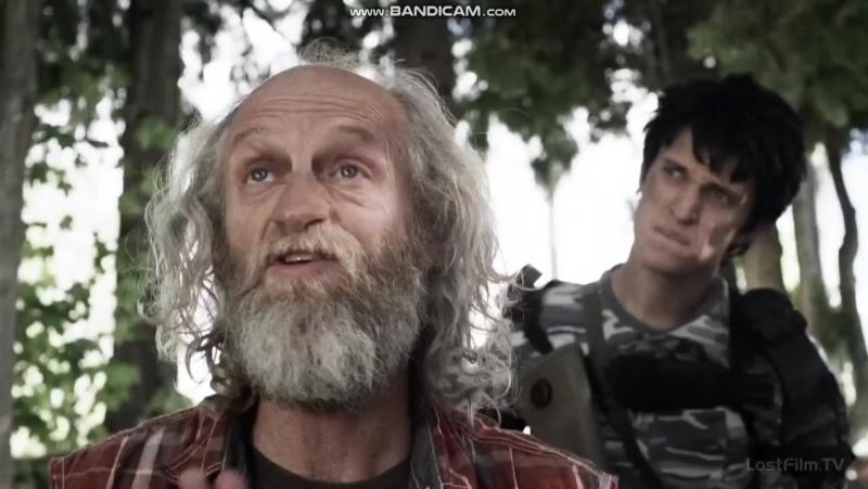 Док рассуждает о зомби с виагрой