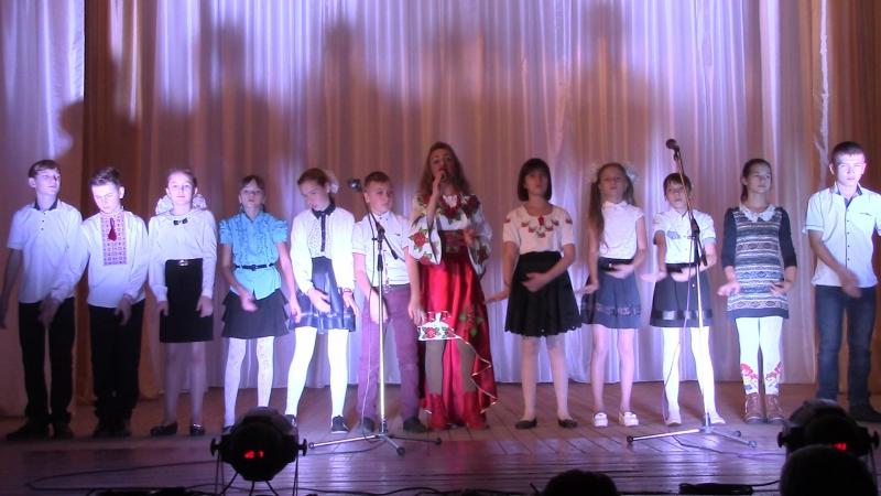 Батьківська любов - Ольга Тимошенко та учні 6-го класу