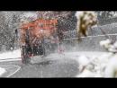 Wintereinbruch Etliche Verletzte bei Unfällen auf glatten Straßen