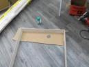 Вариант установки доборов на входные металлические двери