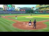 Бейсбол. Аризона -Колорадо (36 Студия) Серия