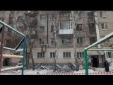 Рухнули балконы на улице 50 лет ВЛКСМ в Тюмени