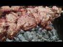 Армянский шашлык из свинины.