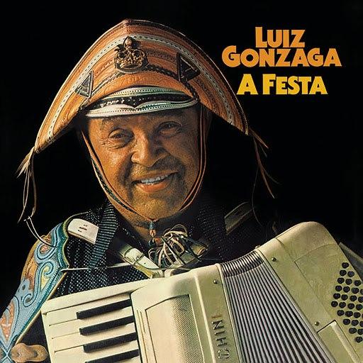 Luiz Gonzaga альбом A Festa