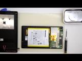 Разборка Lenovo Tab 2 A7-20