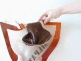 Парус из шоколада