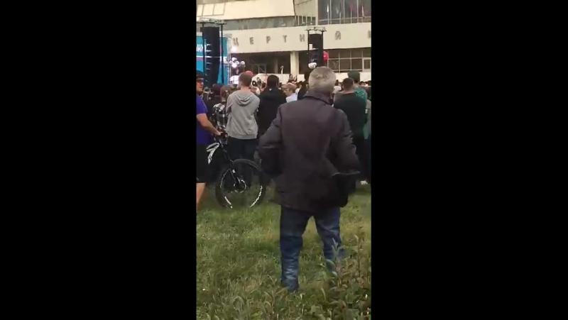 Навальный сразил мужика наповал