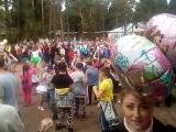 Детский оздоровительный лагерь им.Гагарина, 4 смена.