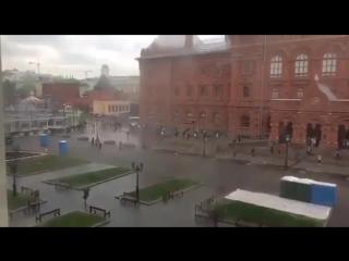 Побег из Кремля.