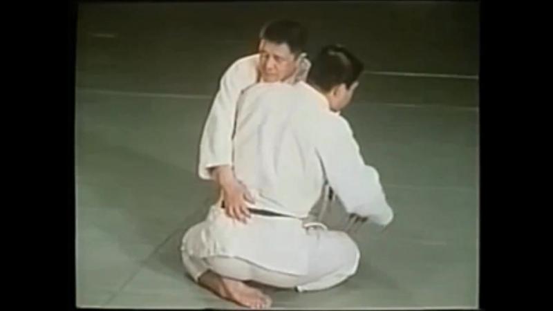 Ju Jutsu.Секигучи Син Син Рю Дзю Дзюцу .Базовая техника -5.