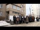 2018-01-31 - Установка памятной доски Ю.Петрову Лобня