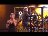 Гузель Хасанова и Ирина Дубцова - Сердце в тысячу свечей (Новая Фабрика звёзд)