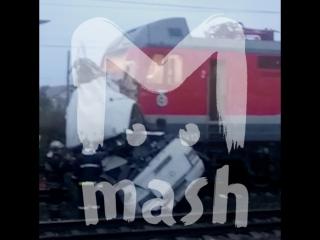 16 человек погибли в результате столкновения поезда с автобусом под Владимиром