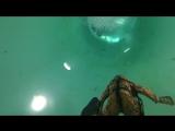 Акванавты готовятся к погружению на рекордную глубину в 400 метров