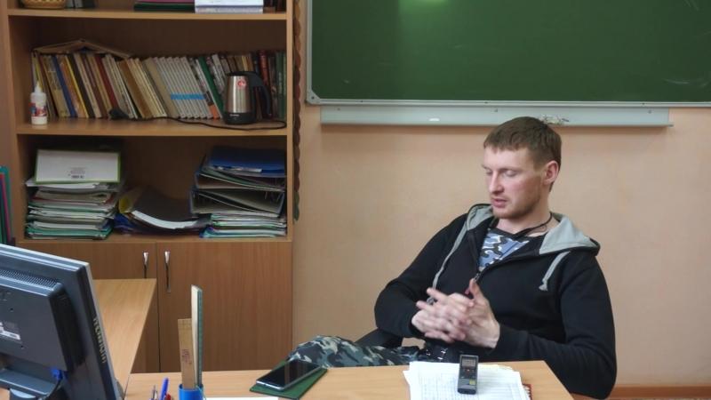 Где и как работал выпускник резчик по дереву и бересте в Иркутске