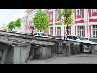 Неизвестный Ярославль, или Что скрывают дворы в центре города