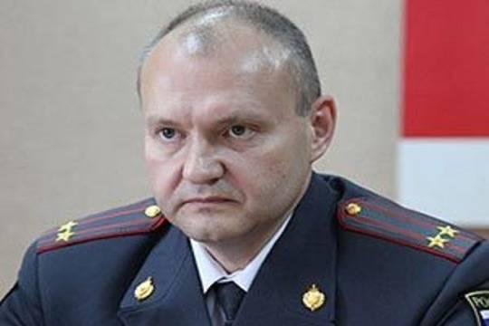 Новым главой МВД КЧР назначен полковник из Екатеринбурга