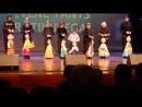 Танец с плотками